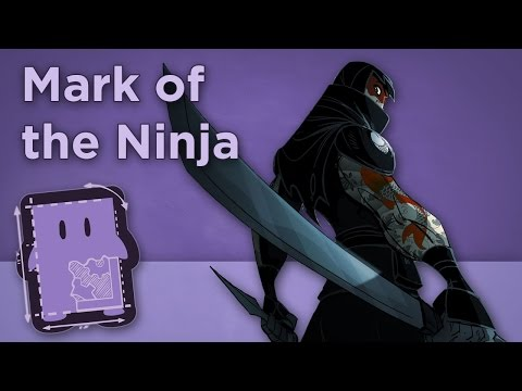 Design Club - Mark of the Ninja - Stealth Games and Visual Cues