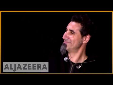 🇦🇲 Rock star Serj Tankian on Armenia's Velvet Revolution | Al Jazeera English