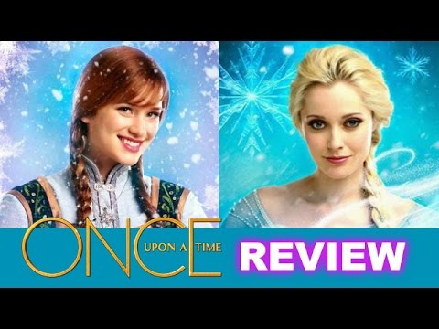 Once Upon a Time Season 4 Episode 1 Review! Frozen's Elsa ... | 480 x 360 jpeg 37kB