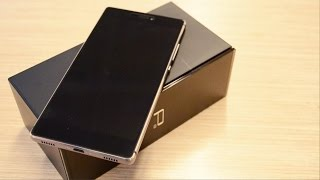 Huawei P8 unboxing + hands-on