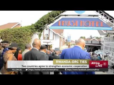 Rwanda - DRC agree to strengthen economic cooperation