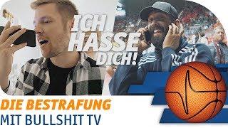 Keller AUFRÄUMEN statt FINALSPIEL?! - Bestrafung für C-Bas & Phil | easyCredit BBL