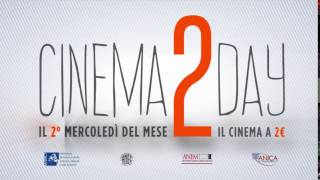 Cinema2day spot web