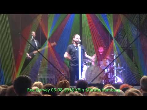 [HD] Rea Garvey @Köln 2016-08-06
