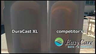 EasyCare Bath & Showers - Duracast XL Acrylic Thickness