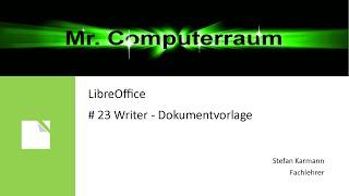 Robert Zöchling Org Dokumentvorlagen