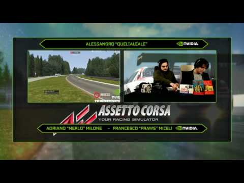 Eurogamer Assetto Corsa Championship - Imola 8 Marzo 2017