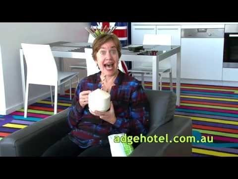 Accommodation in Sydney at the ADGE Boutique Apartments