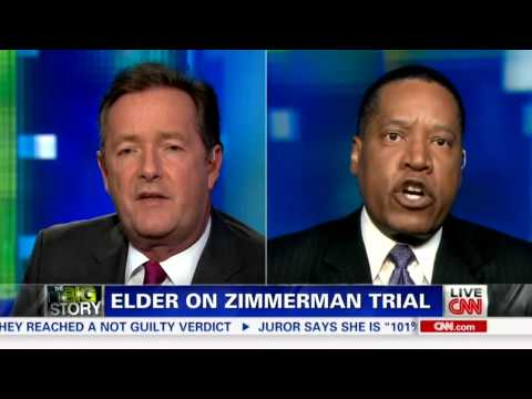 Why Larry Elder May Not Be On Piers Morgan's Show For Awhile