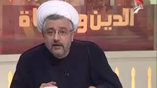 الشيخ محمد كنعان - لماذا قامت السيدة فاطمة الزهراء عليها السلام بفتح الباب؟