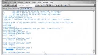 OSPF basic configuration in Hindi by Aditya (v-55)