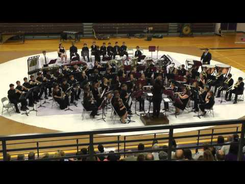 Black is the Color - Denham Springs High School Concert Band 2015
