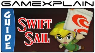 Find the Swift Sail in Zelda: The Wind Waker HD - Guide & Walkthrough