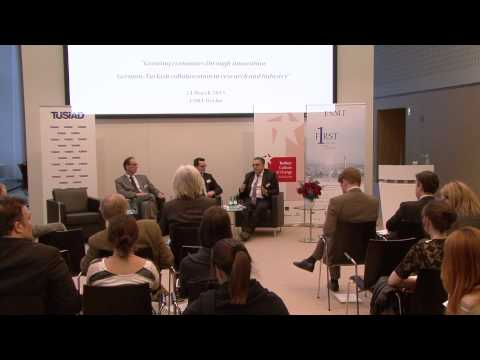 Panel Discussion: German-Turkish collaboration in research and industry