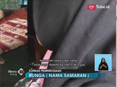 Gadis SMP Di Tasikmalaya Diperkosa Kepala Sekolah Berkali-kali - INews Siang 06/04