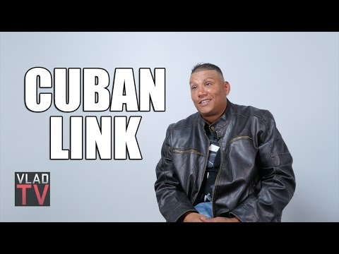 Cuban Link on Being on Fidel Castro's Mariel Boatlift Shown in Scarface Movie