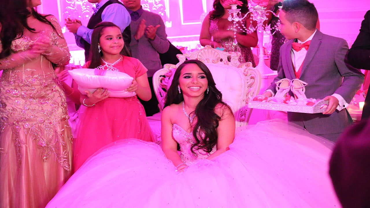 A Epic Sweet 16 (giselle's Sweet 16)  Youtube