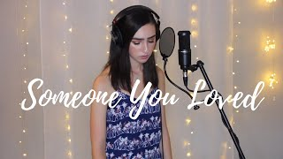 Someone You Loved - Lewis Capaldi (cover) by Genavieve Video