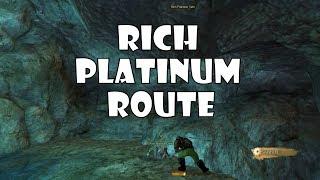 GW2   Rich Platinum Route (13-17g/hr)