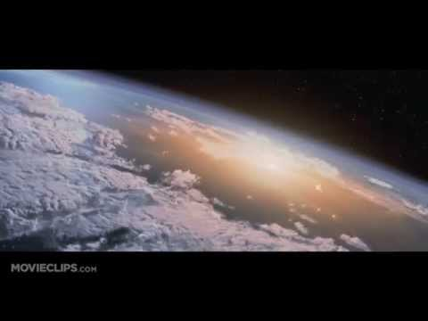 Deep Impact 810 Movie CLIP   The Comet Hits Earth 1998 HD