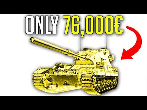 76,000 Euros, For a Golden Death Star ► World of Tanks MEME Review - Black Market