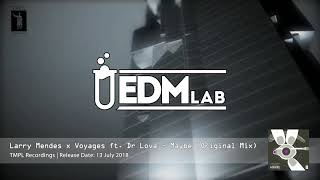Larry Mendes x Voyages feat. Dr Lova - Maybe (Original Mix) - TMPL 007