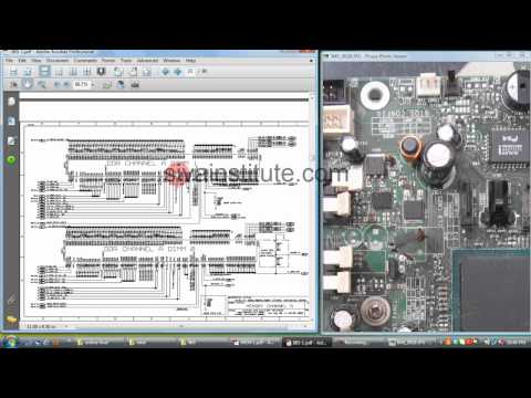 How to check Memory Fault DDR 1 desktop Mother Board Repair (Chip Level)   eng