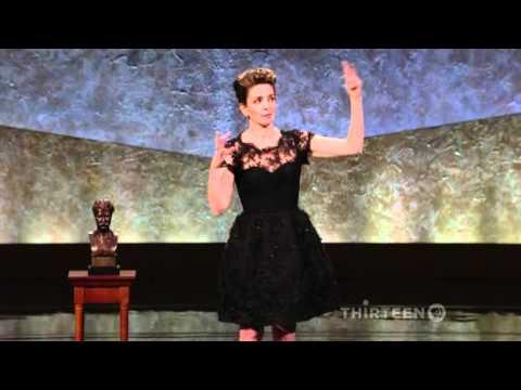 tina fey the mark twain prize speech en streaming