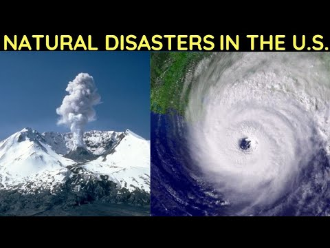 Natural Disasters In The U.S.