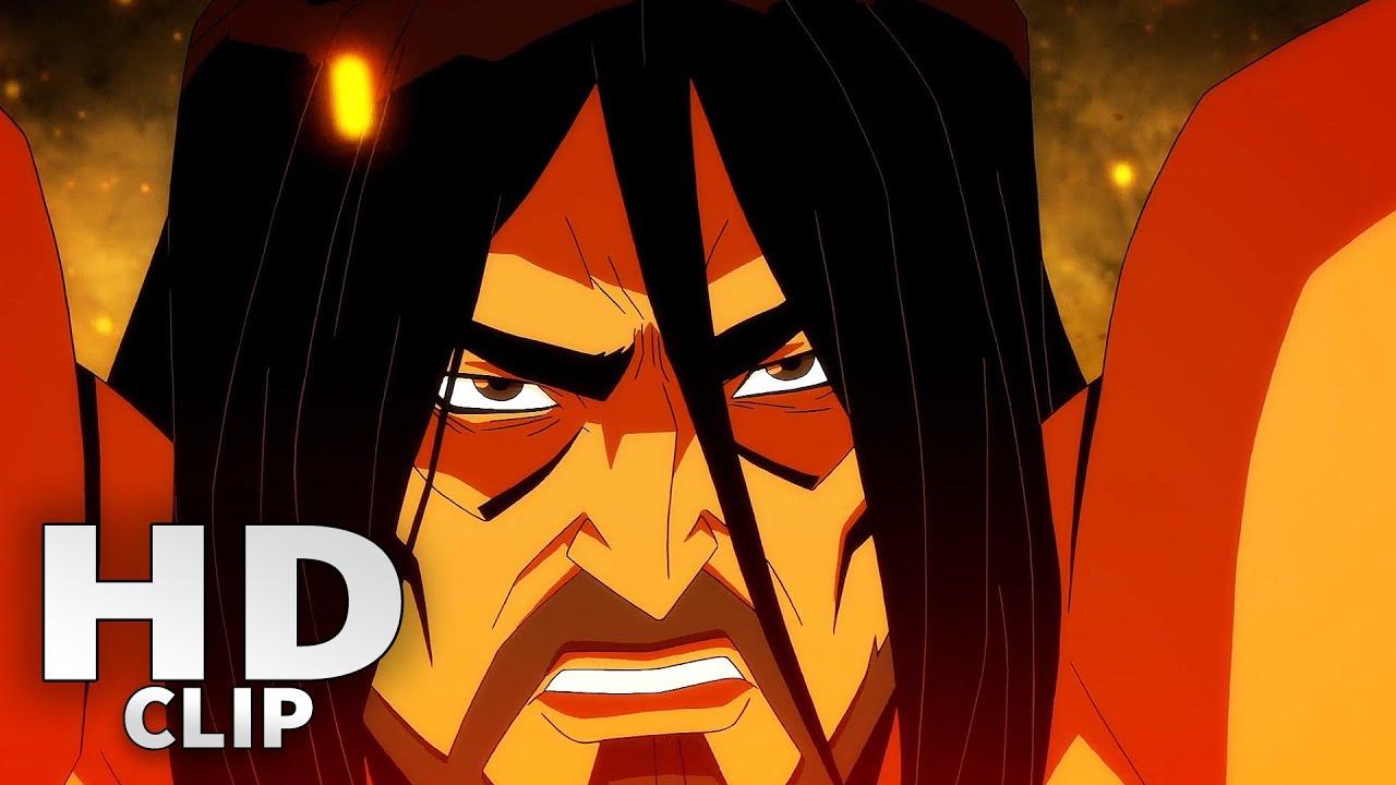 Download Scorpion Vs. Netherrealm Scene | Mortal Kombat Legends: Scorpion's Revenge
