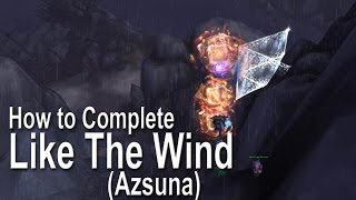 WoW Legion World Quests - Like The Wind (Azsuna)
