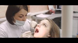 видео лечение зубов клиники