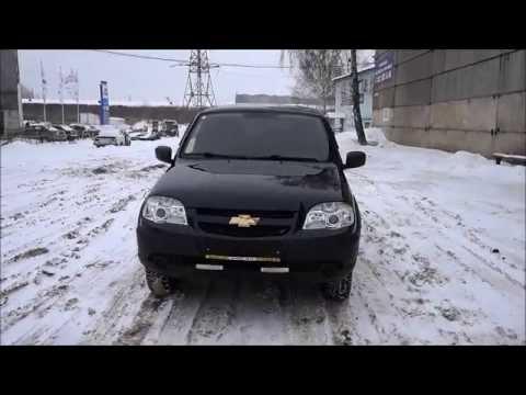 Прошивка Шевроле Нива в Самаре - YouTube