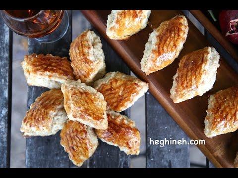 Շերտավոր Խմորով Գաթա - Armenian Gata Recipe - Հեղինե (in Armenian)