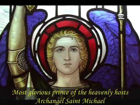 Saint Michael the Archangel (Prayer and Song 2016,)