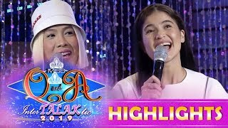 It's Showtime Miss Q & A: Anne and Vice change their names using Filipino language