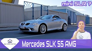 Mercedes SLK R171 - Review | 55 AMG | BG Cars United