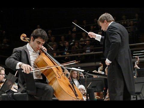 Pablo Ferrandez  Prokofiev sinfonia concertante, Paulo cello competition 2013