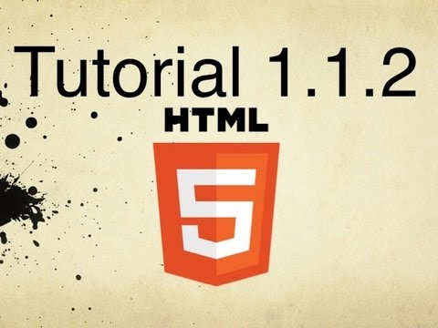 HTML5 Tutorial 1.1.2 | Adding Block Quotes To Web Pages