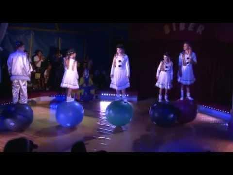 Jugend Circus Biber - Kurzfassung 2013