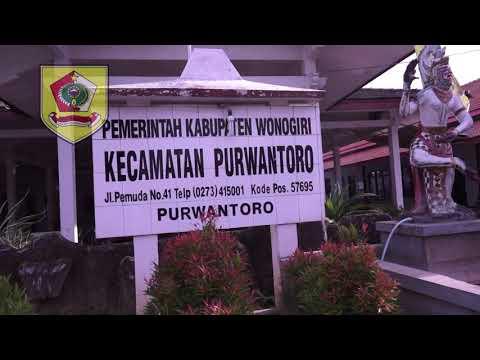 Kecamatan Purwantoro Wonogiri Jawa Tengah (CTD)