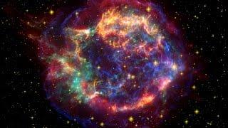 Smithsonian X 3D - Super Nova Remnant/ Cassiopeia A