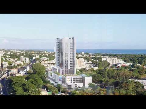 The Tallest Mixed-Use Development in Mauritius