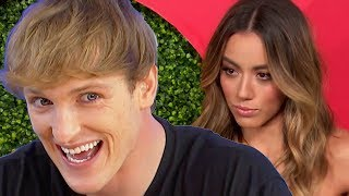 Logan Paul Reveals Chloe Bennet Break Up Was His Friends Fault | Hollywoodlife