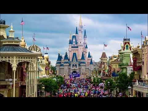 Main Street U.S.A. - Area Music | Full Source Area Loop | Magic Kingdom