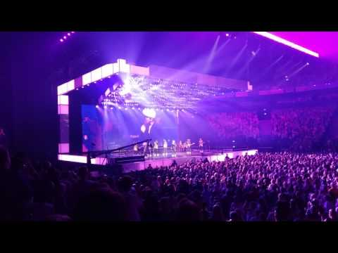 Just the Way You Are, Bruno Mars, Hartwall Arena/Helsinki May 22nd 2017