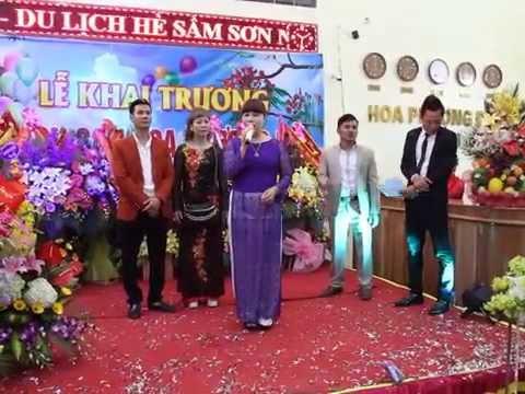Khai trương khách sạn Hoa Phượng Đỏ Sầm Sơn Theo: http://dulichbiensamson.vn