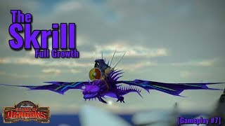 The Skrill - Full Growth (Baby, Adult, and Titan Stage) | Scho…