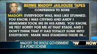 Audio: Bernie Madoff Jailhouse Tapes