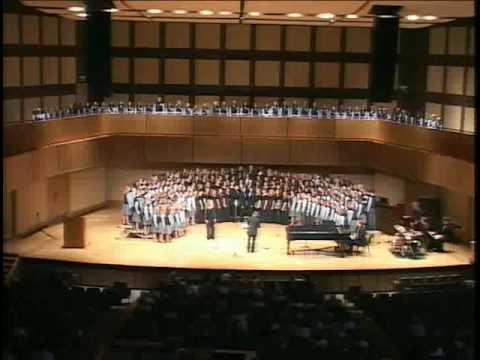 """Freedom Trilogy"" - Fort Wayne Childrens Choir"